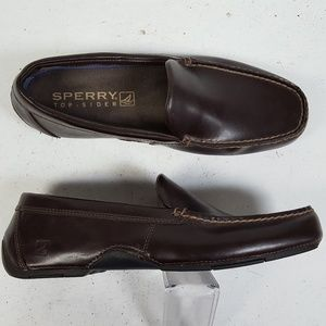 Sperry Top Sider Pilot Amaretto Loafers